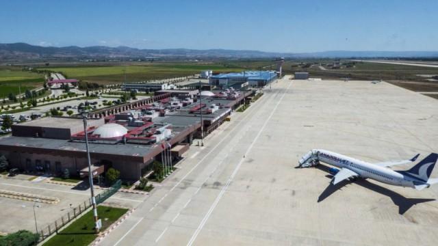 Yenişehir Havaalanı'nda işler 'İYİ' değil