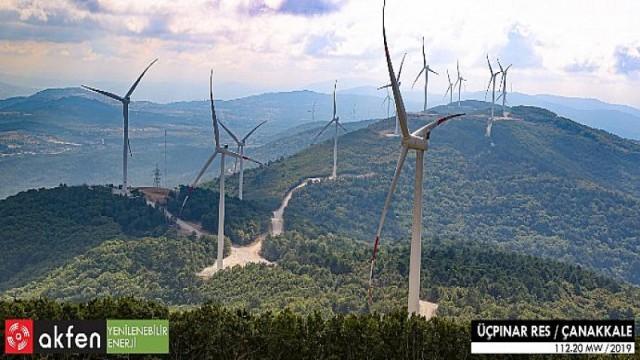 Akfen Yenilenebilir Enerji, 562 bin ağacın temiz havasına eşdeğer karbon azaltımı sağladı